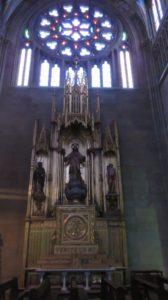 St Sébastien - Cathédrale Buen Pastor