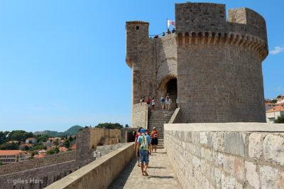 La tour Minceta - Dubrovnik
