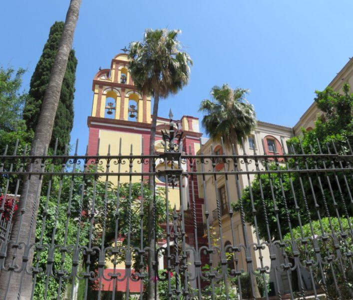 L'église St Augustin de Malaga