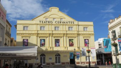 Le Théâtre de Malaga