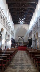 La cathédrale - Zadar