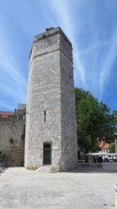 Tour romaine à Zadar