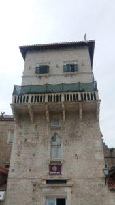 La vieille ville de Trogir