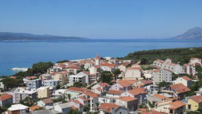 Baska Voda - Croatie