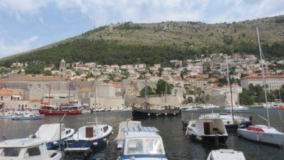 Le port - Dubrovnik