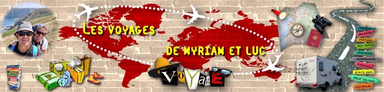 Les Voyages de Myriam et Luc